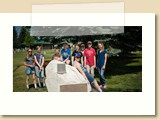 4-H Day Camp Time Capsule Visit